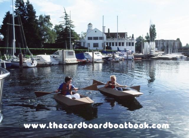 The Cardboard Boat Book Community