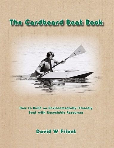 The Cardboard Boat Book Cover