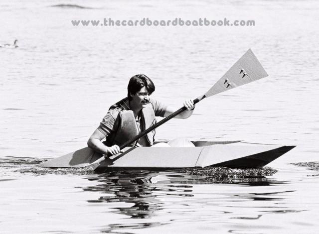 The Cardboard Boat Book Lake