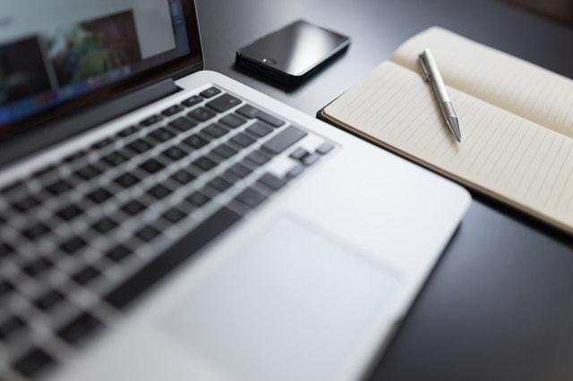 Suggerimenti per l'avvio di WordPress Blog Laptop