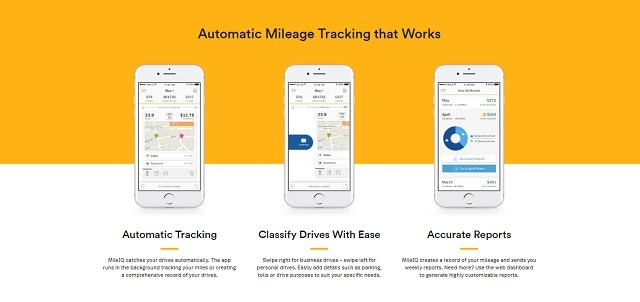 Track Business Mileage Sample Tracking With MileIQ