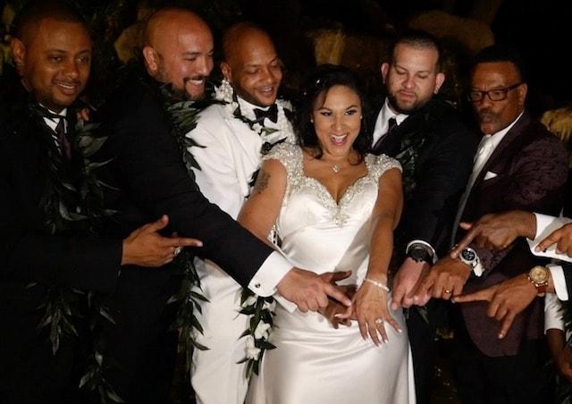 Traveling Tiger Wedding Films Bride