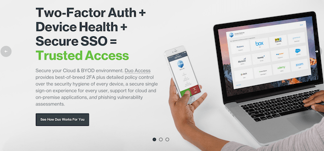 Two-Factor Authentication Duo Plugin