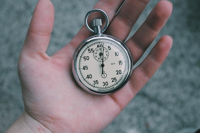 Updating Your Website Stopwatch