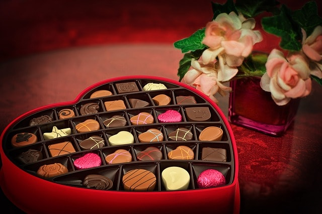 Valentines Day Sales Candy