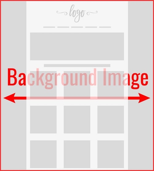 Valentines Day Website Background