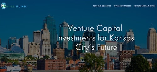 Venture Capital Financing KCRise Fund Homepage