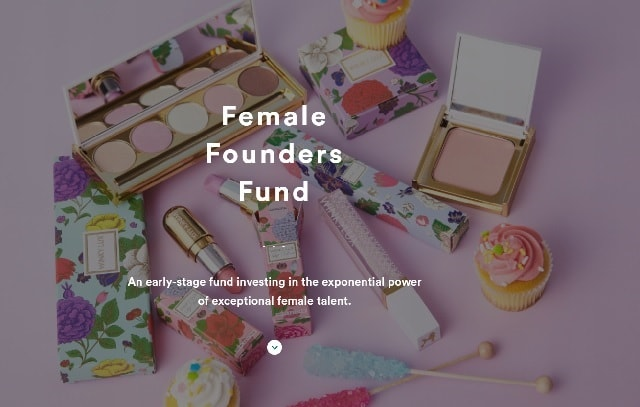 Venture Capital For Women Female Founders Fund