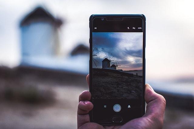 Visual Search Phone