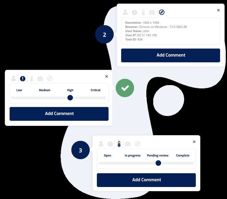 WP Feedback - Visual website feedback tool for WordPress