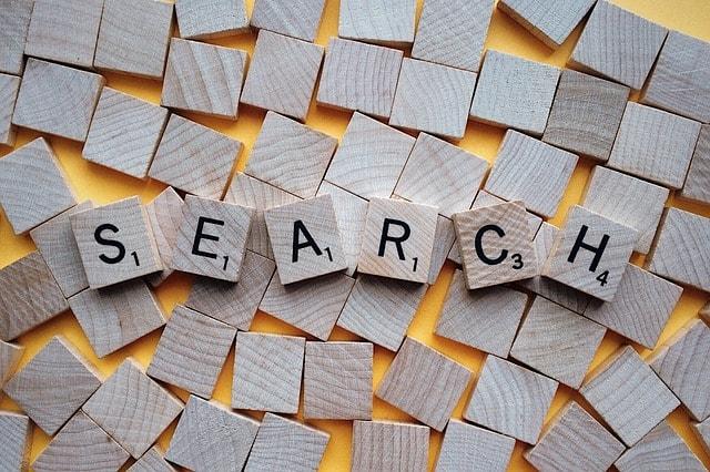 Lettere di ricerca vocale