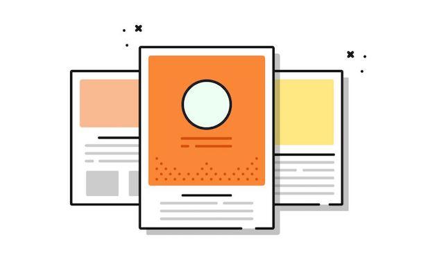 Web Design Business Landing Pages