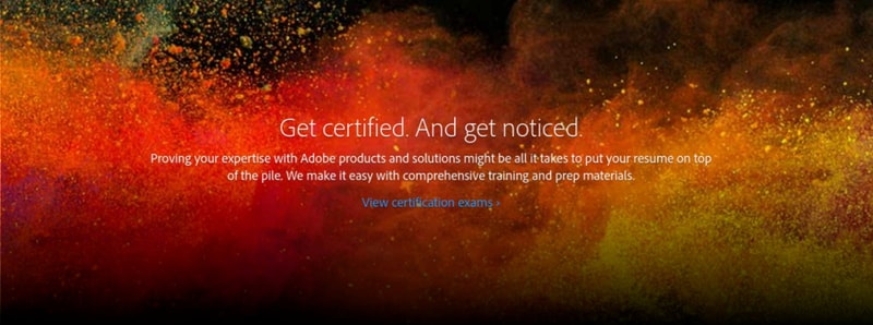 Becoming an Adobe Certified Expert can help increase your freelance web design rates.