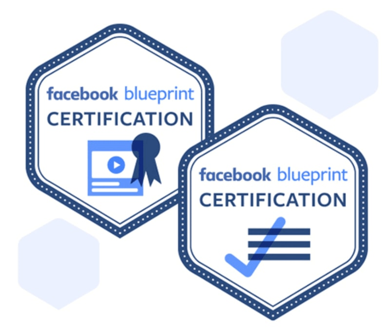 Becoming Facebook Blueprint certified can help you boost your freelance web design rates.