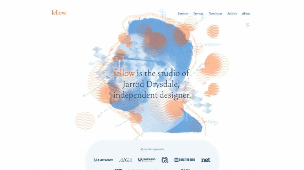 The web design portfolio of Jarrod Drysdale
