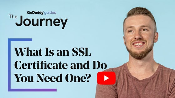 Web Security Tools What Is SSL Journey Video