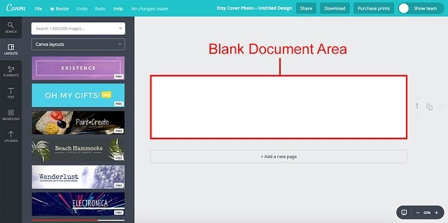 Website Banners Blank