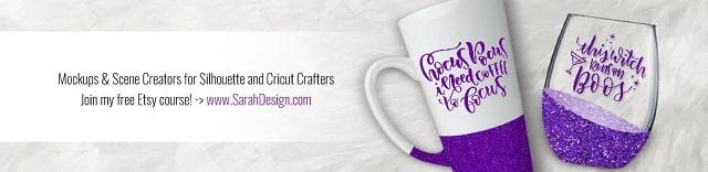 Website Banners Purple