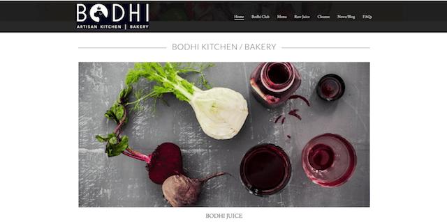Website Design Mistakes Bodhi Bakery