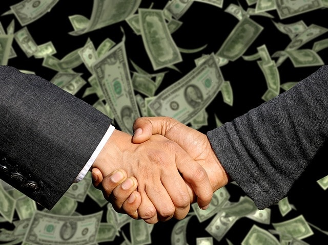 Website Monetization Handshake