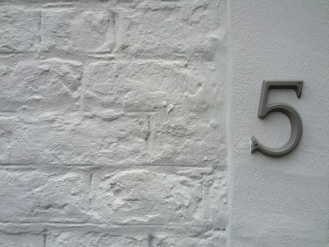 Quali sono i cinque numeri di estensioni di dominio più comuni