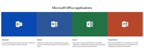 What Is Office 365 Microsoft Applications Overview