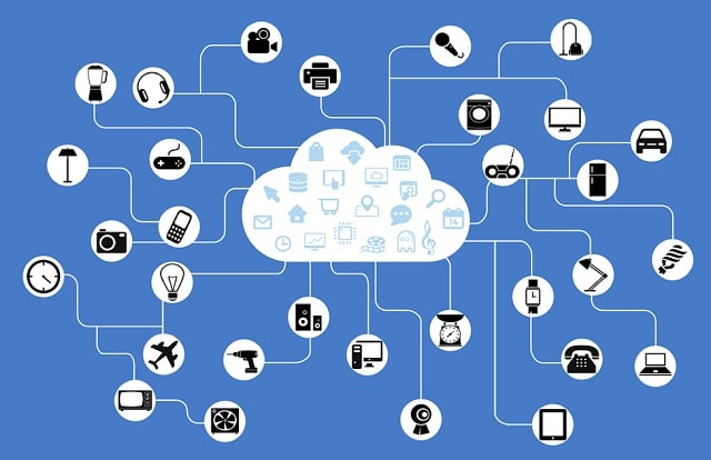 What Is The Internet Of Things Diagram