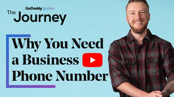 Why Need Business Phone Number Journey Video