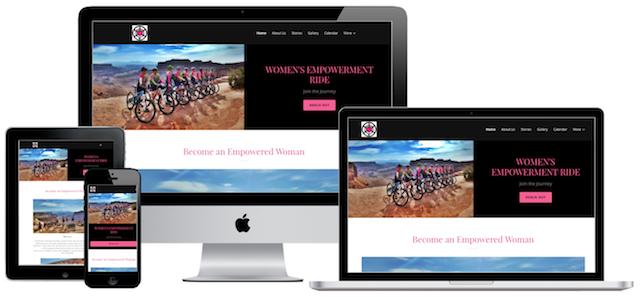 Women's Empowerment Ride GoCentral