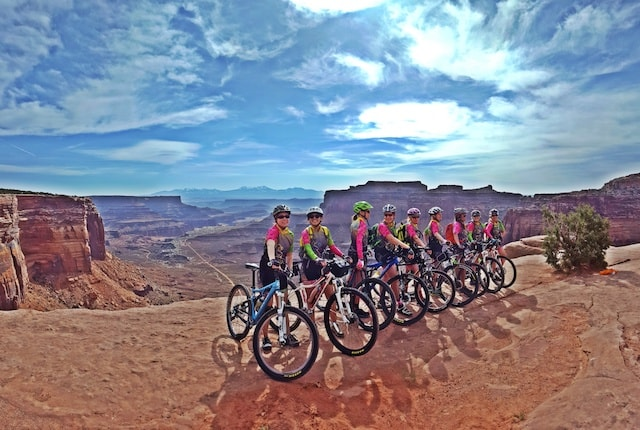 Women's Empowerment Ride Group