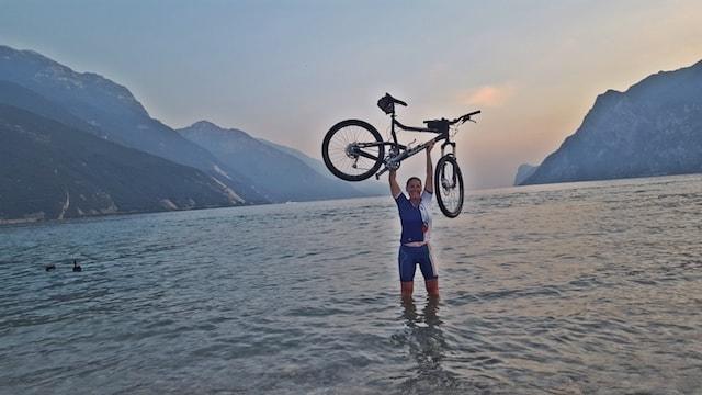 Women's Empowerment Ride Lake