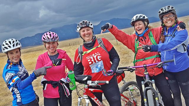Womens Empowerment Ride Marketing Quote