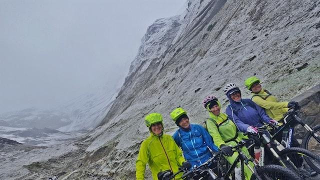 Women's Empowerment Ride Mountain