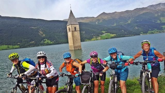 Women's Empowerment Ride Sisters