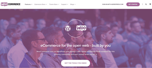 WooCommerce Development Website