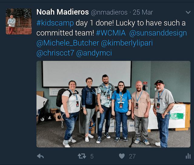 WordCamp Miami 2017 GoDaddy