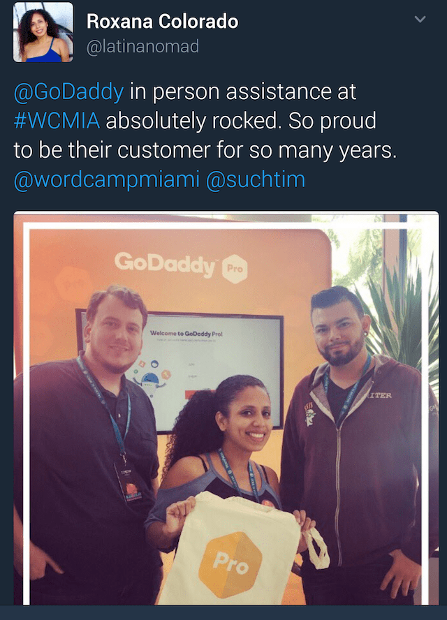 WordCamp Miami 2017 Noah