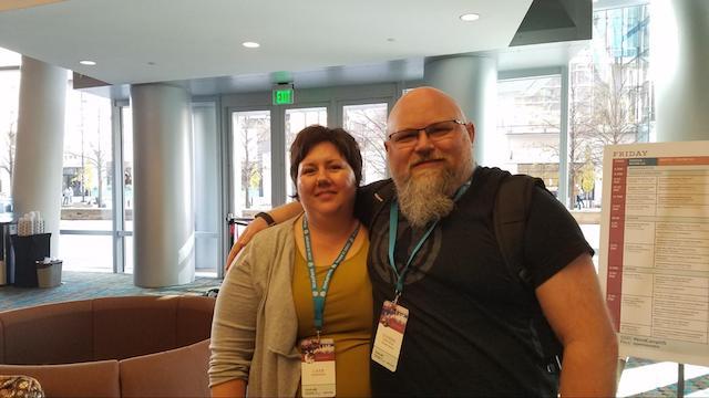WordCamp US 2017 DeRosia