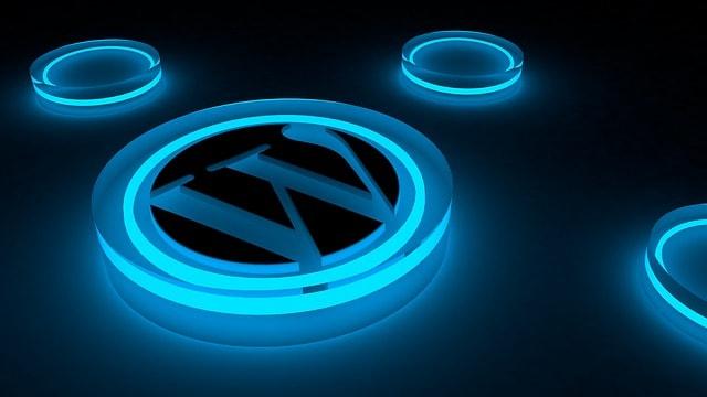 WordPress API Glowing