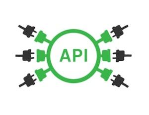 WordPress API Graphic