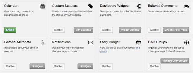 WordPress Automation Edit Flow