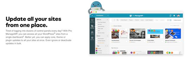 WordPress Automation Pro ManageWP
