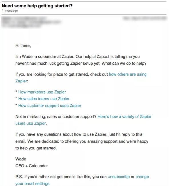 WordPress Automation Zapier
