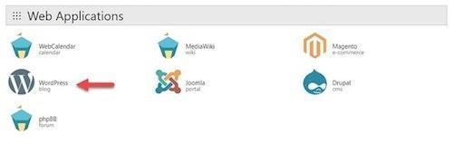 WordPress Cpanel Confirm