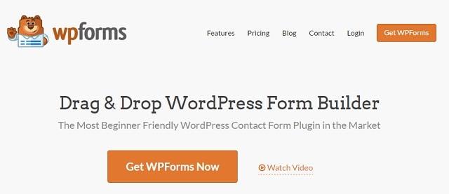 Wordpress CRM Wpforms