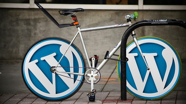 WordPress eCommerce Bicycle