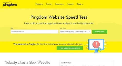 WordPress Maintenance Checklist Pingdom