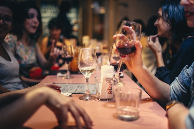 WordPress Meetups Happy Hour Socializing