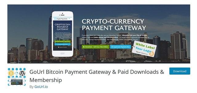 GoURL Bitcoin Payment Gateway