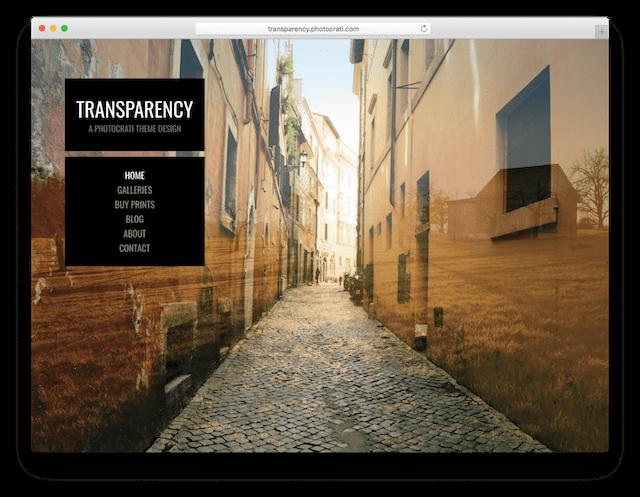 WordPress Photography Themes Photocrati